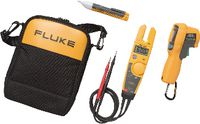 FLUKE Elektrotester, IR Thermometer Kit T5-600/62MAX+/1ACE - brwtools.ch