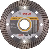 BOSCH Diamanttrennscheibe Best for Universal Turbo 125 - brwtools.ch