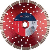 ROTEC Diamanttrennscheibe Turbo Basic 115 mm - brwtools.ch