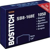 BOSTITCH Heftklammern Bostitch SB8-168E / Pack à 1050 Stk. - brwtools.ch
