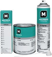 MOLYKOTE Weisse Montagepaste  D 50 g - brwtools.ch
