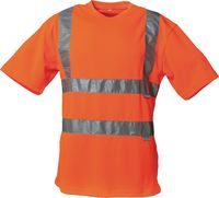 PLANAM Warnschutz T-Shirt orange L - brwtools.ch