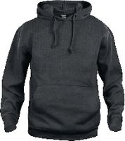 CLIQUE Basic Hoody  021031 anthrazit meliert L - brwtools.ch