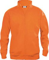 CLIQUE Basic Cardigan  021038 warnschutz-orange L - brwtools.ch